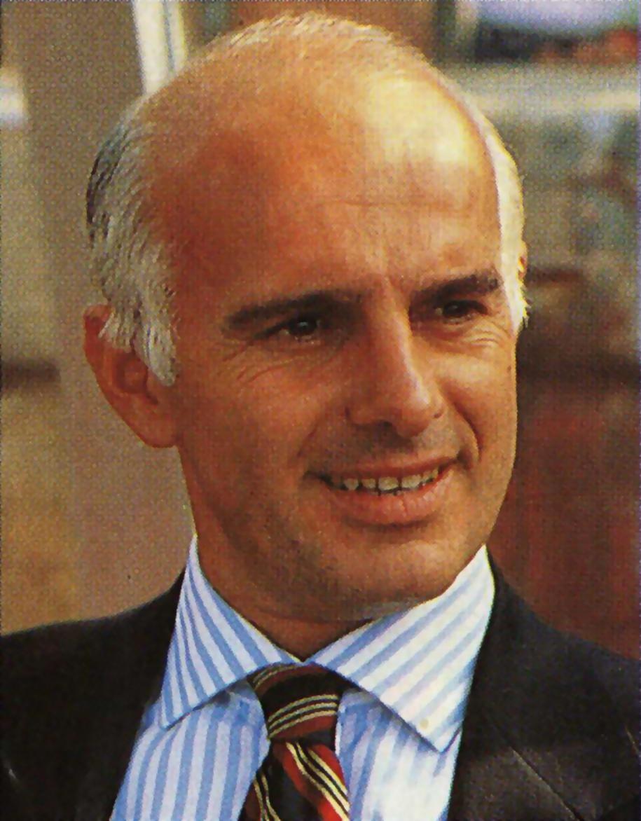 Depiction of Arrigo Sacchi