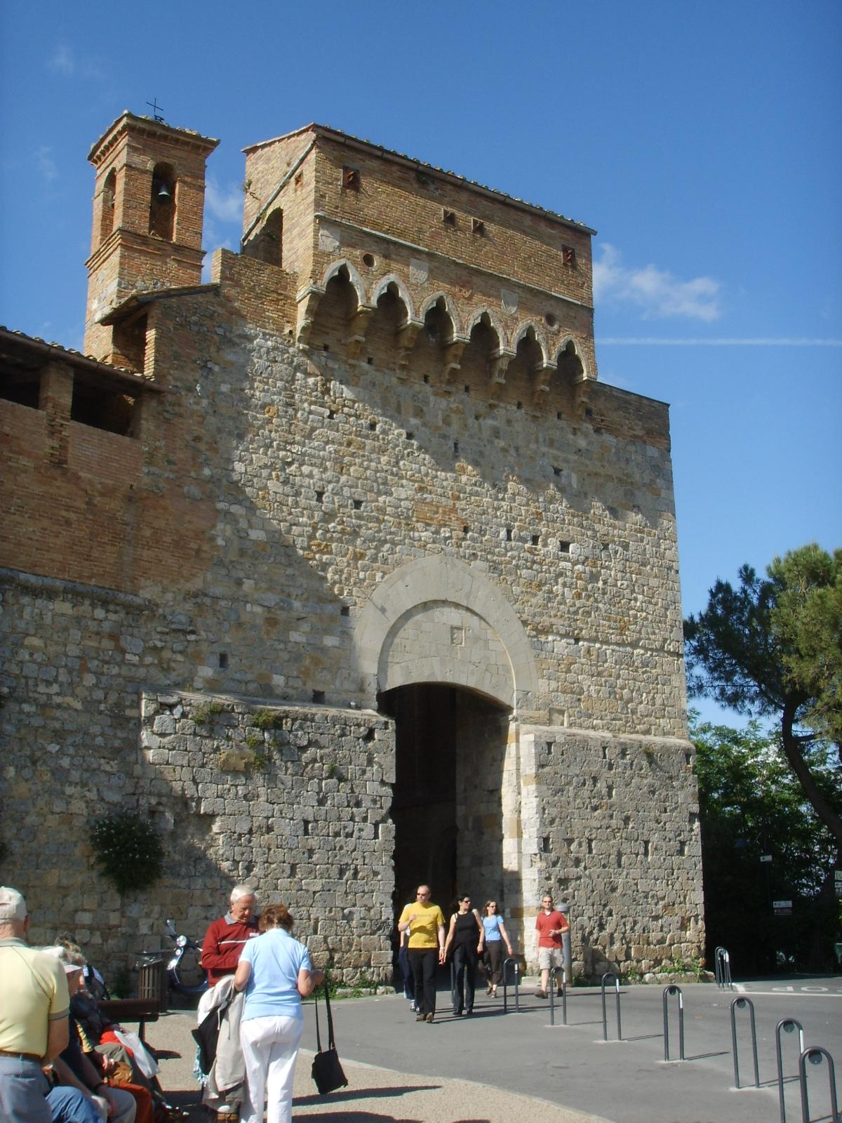 Mura Di San Gimignano Wikipedia