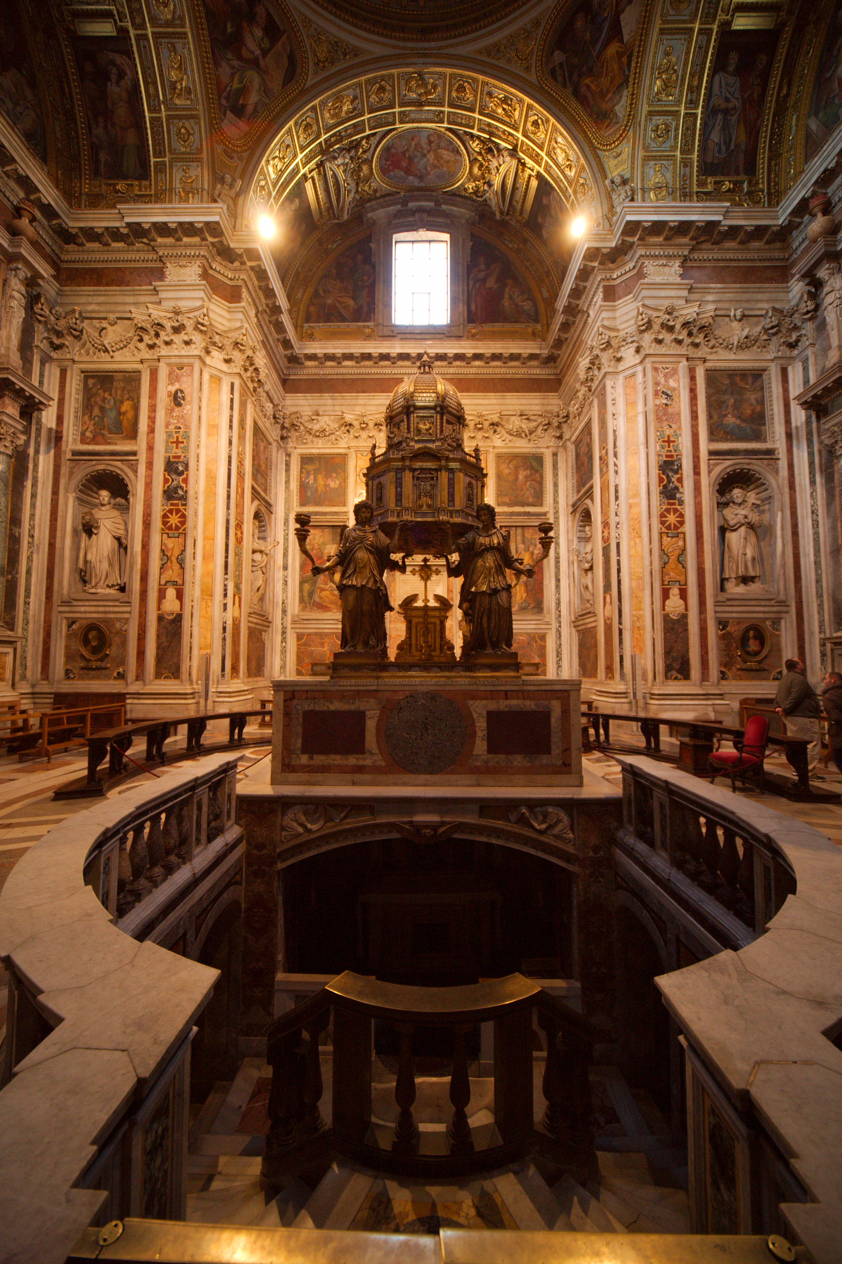 File santa maria maggiore rome wikimedia commons for Interno 5 b b roma