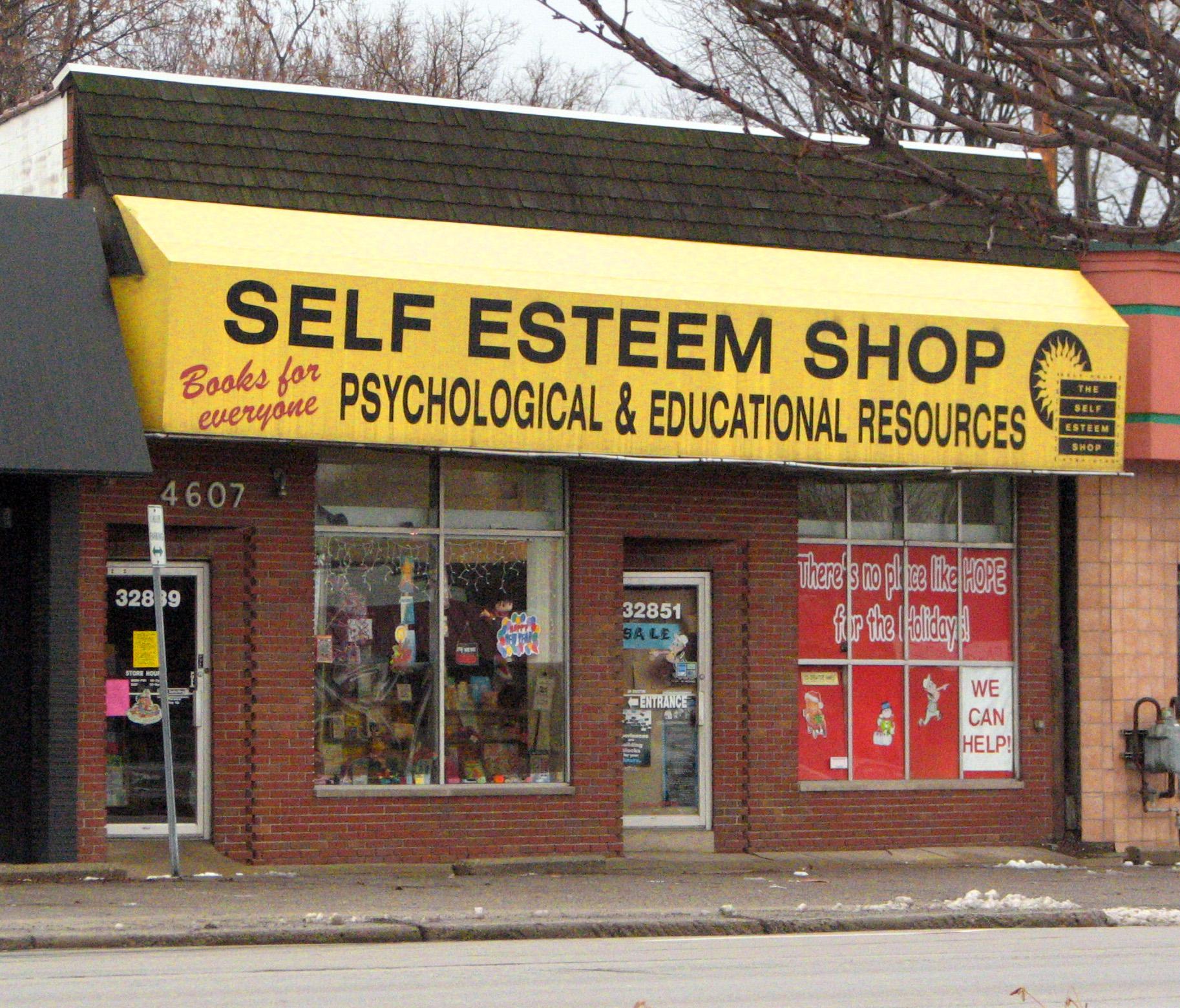 Self Esteem Store