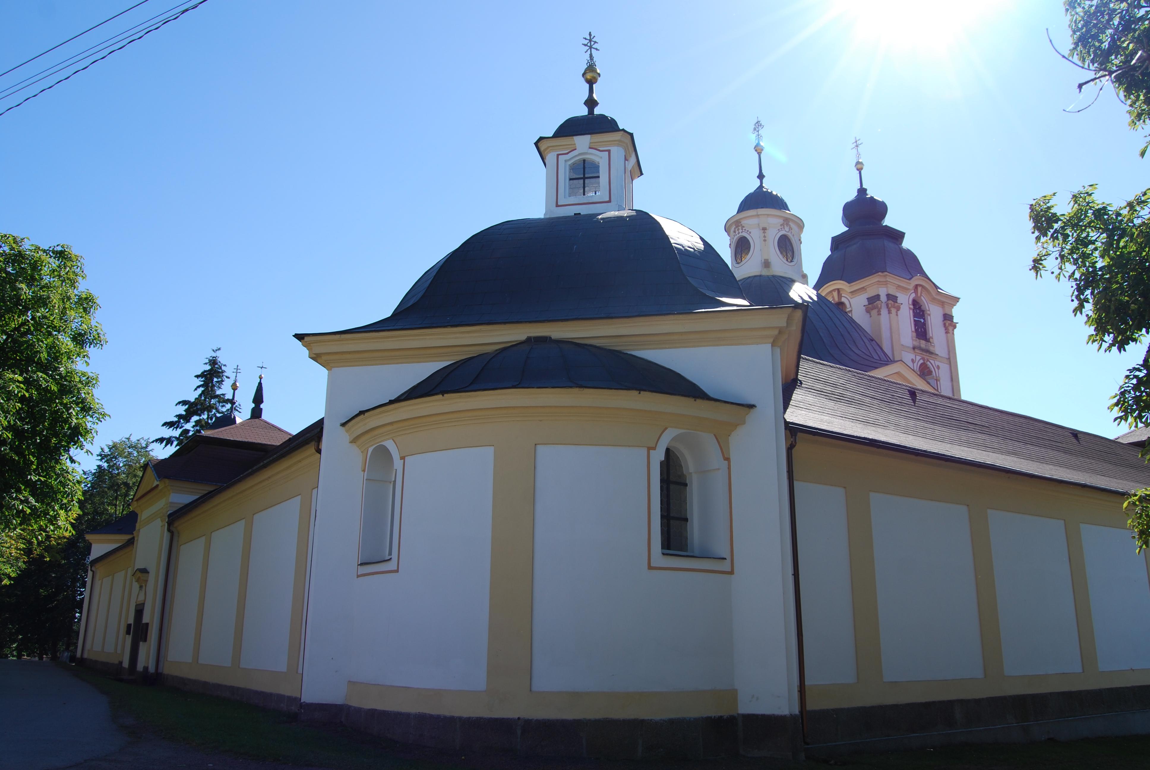 kostel Panny Marie v Sepekově