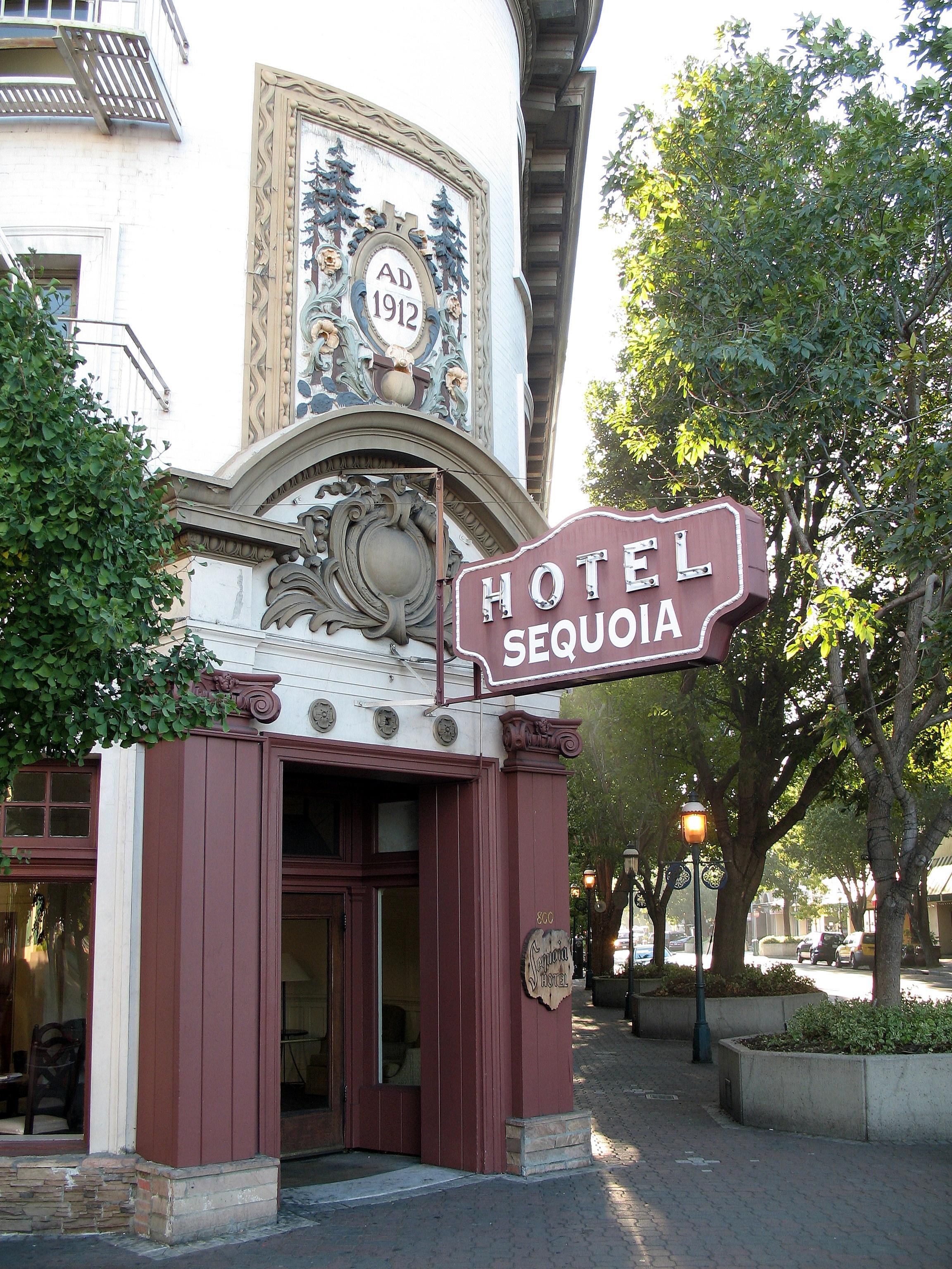 Sequoia Hotel In Redwood City Ca