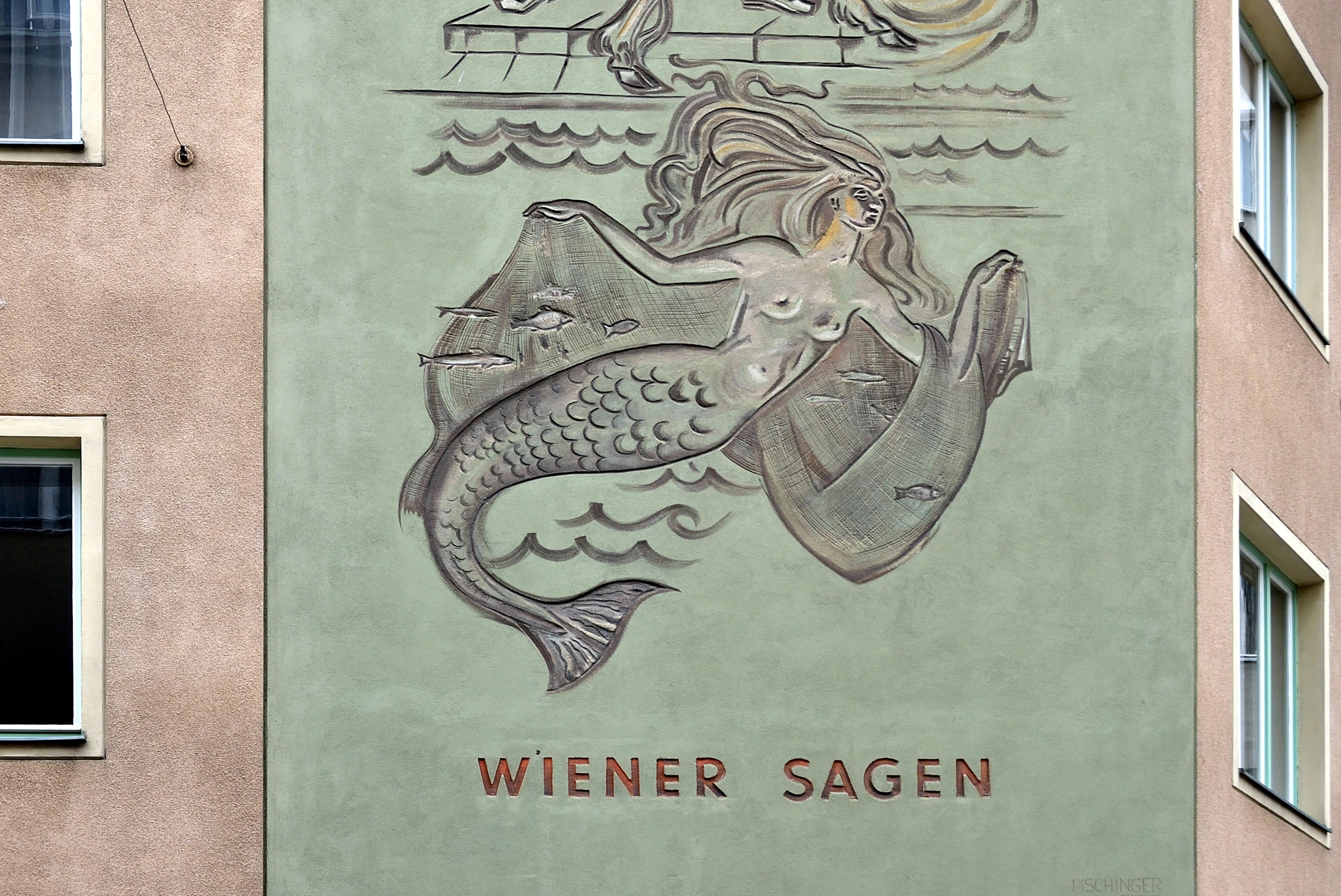 Sgraffito Wiener Sagen Krongasse 2, Margareten 02.jpg