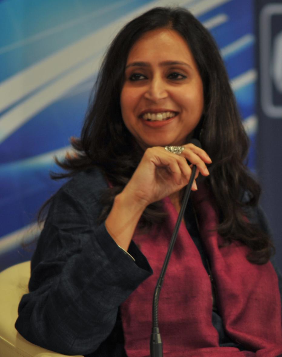 Shoma Chaudhury Wikipedia