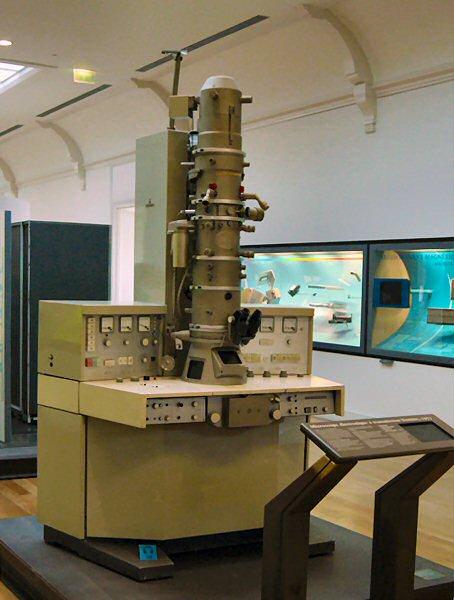 Електронен микроскоп – Уикипедия