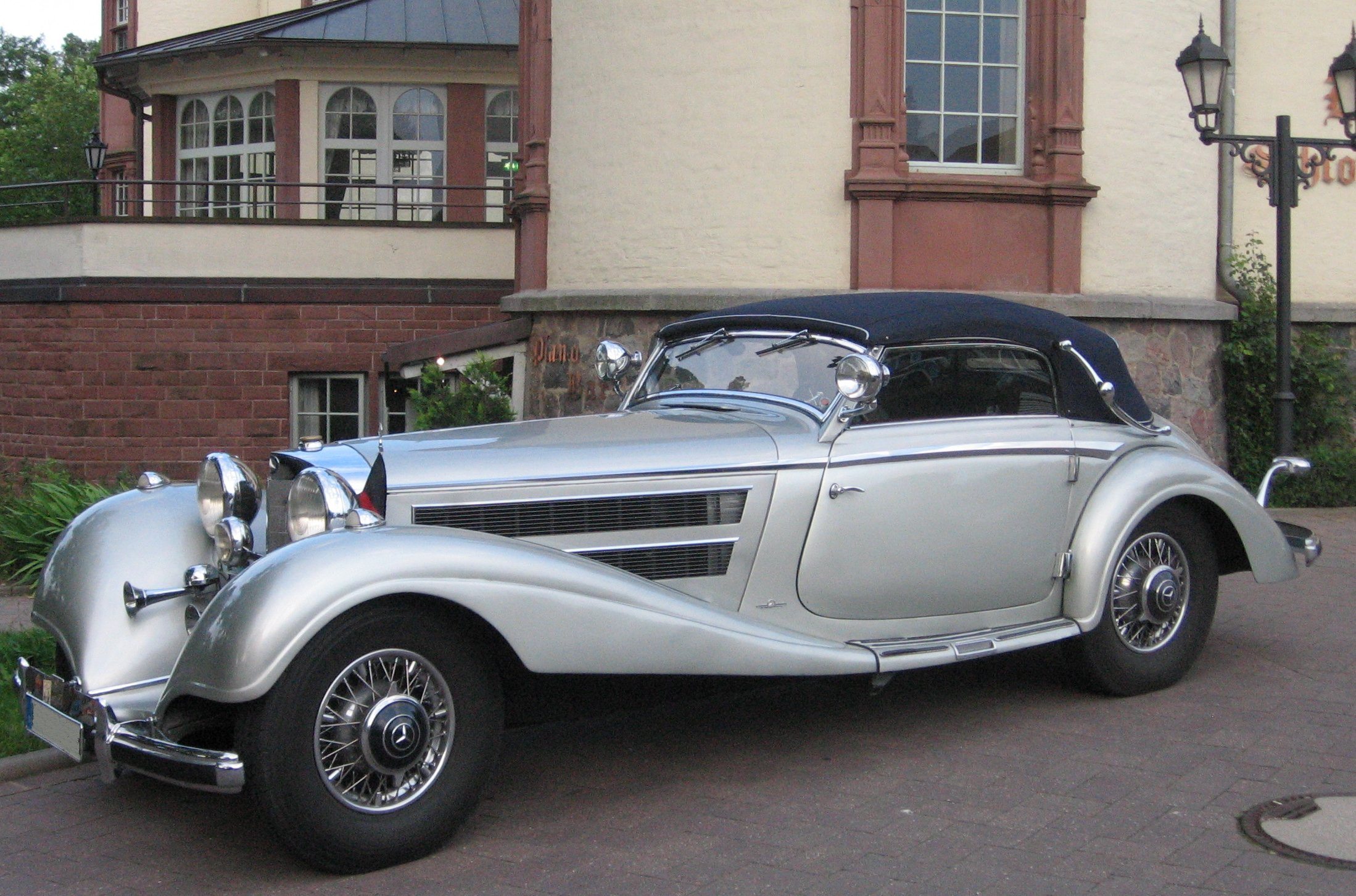 mercedes-benz 500k - wikipedia