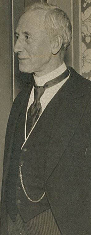 Simon pictured in the 1930s.