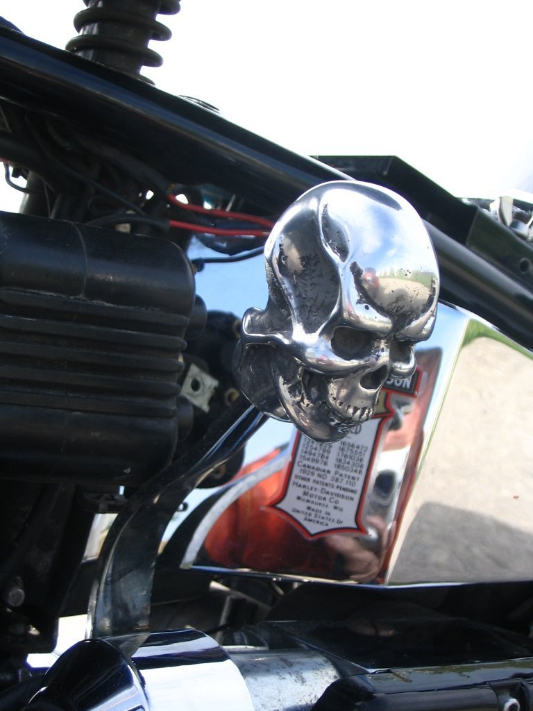 Motorcycle Gas Tank Design Ideas