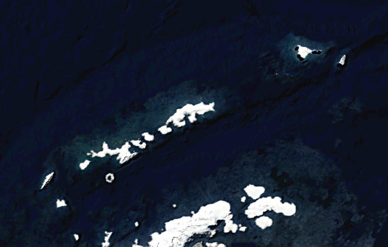 Depiction of Islas Shetland del Sur