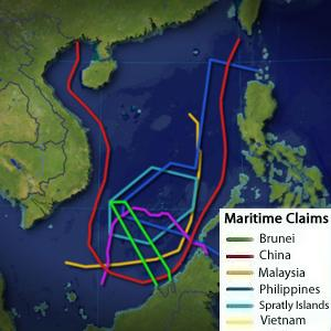 Maritime claims in the South China Sea, 5 June 2011, Voice of America