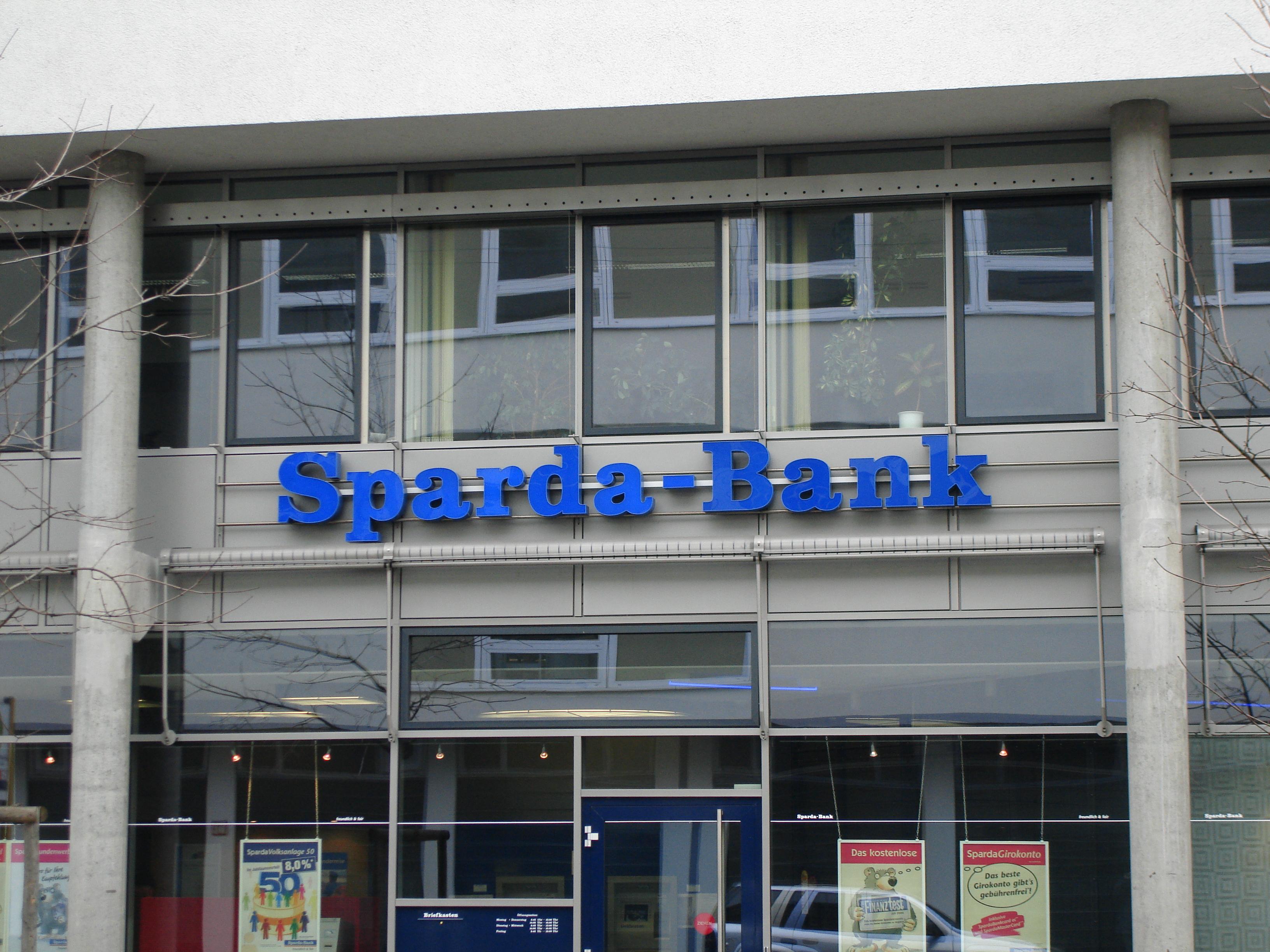 Datei Sparda Bank Baden Wurttemberg E G In Stuttgart