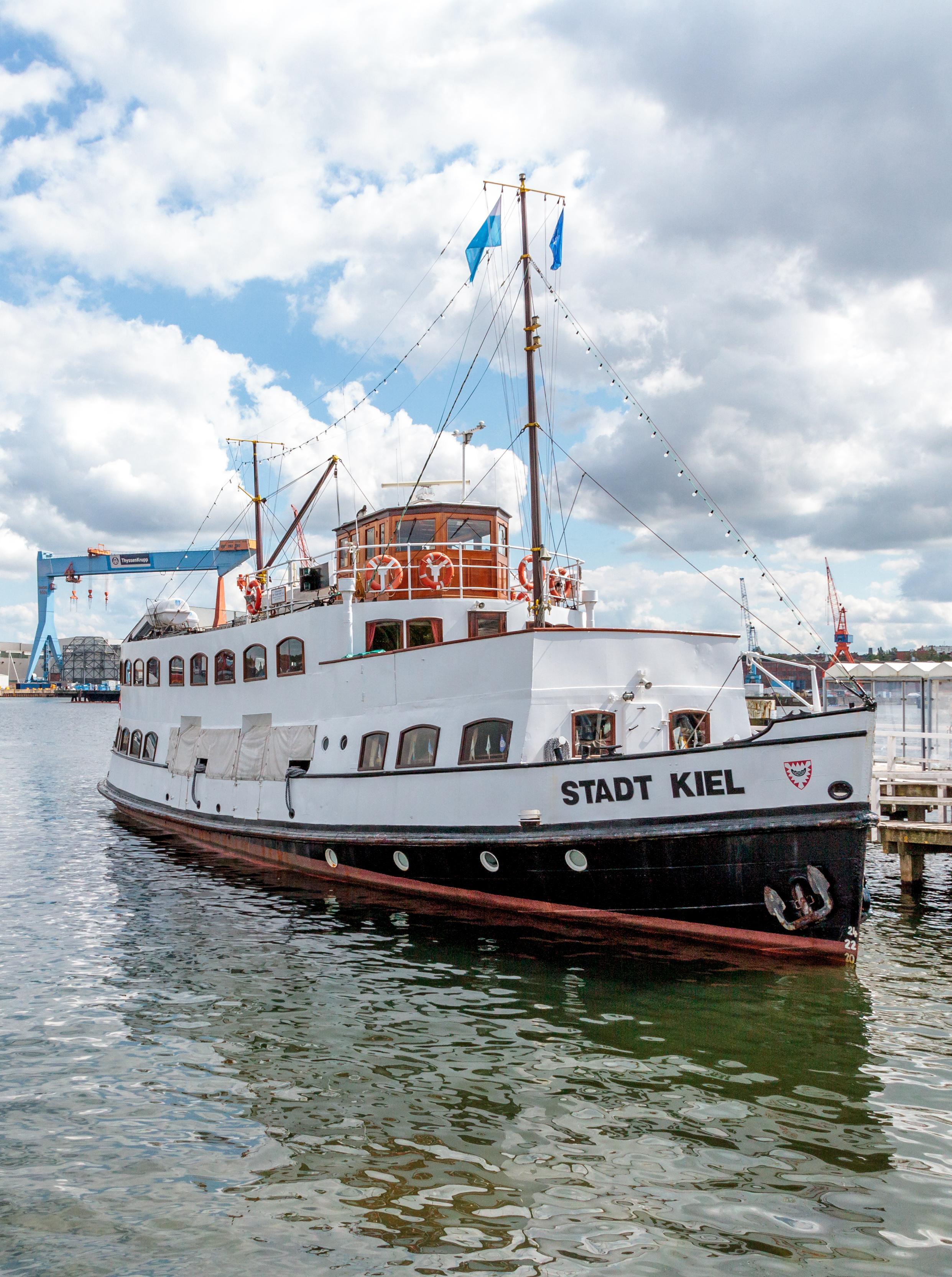 MS Kiel 1934