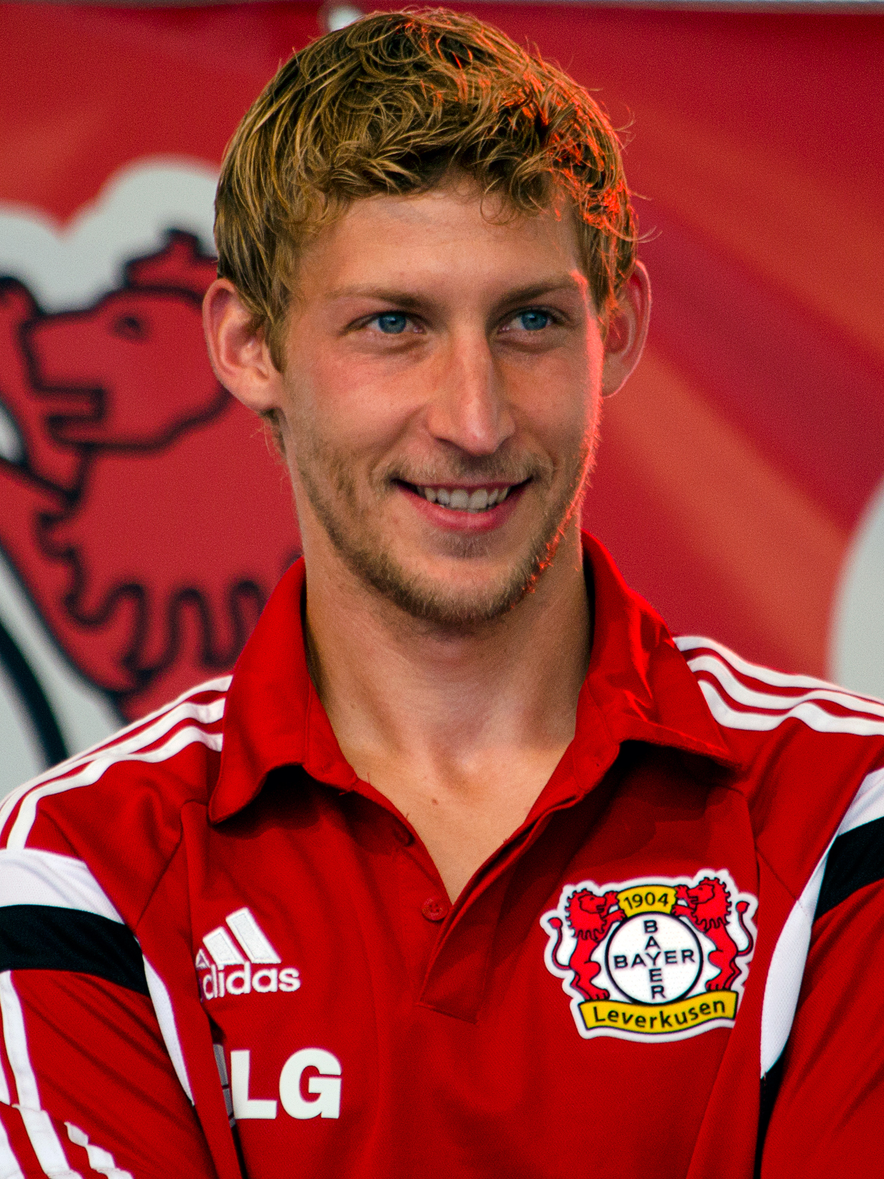 The 34-year old son of father (?) and mother(?) Stefan Kießling in 2018 photo. Stefan Kießling earned a  million dollar salary - leaving the net worth at 3 million in 2018