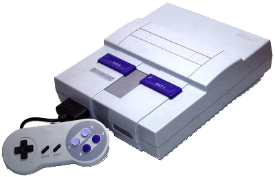 Les customs de consoles Super_Nintendo_Entertainment_System-USA