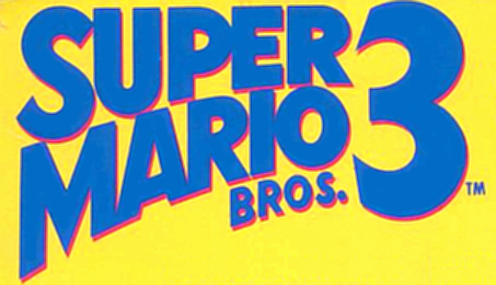 File Supermariobros3logo Png Wikimedia Commons