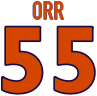 Syracuse retired number 55.png