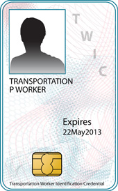 TWIC Card via http://commons.wikimedia.org/wiki/File:TWIC_card.jpg