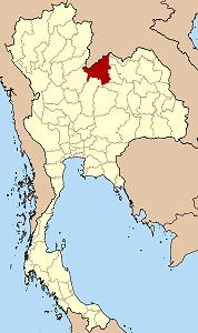 ルーイ県の位置