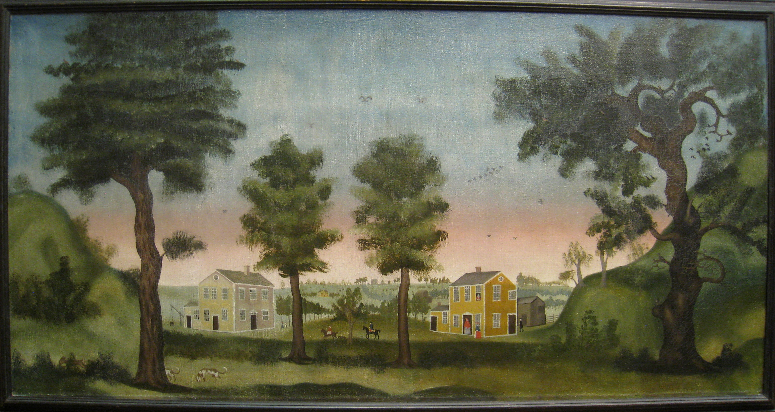 File:The Homestead of General Timothy Ruggles, Hardwick, Massachusetts,  circa 1770-