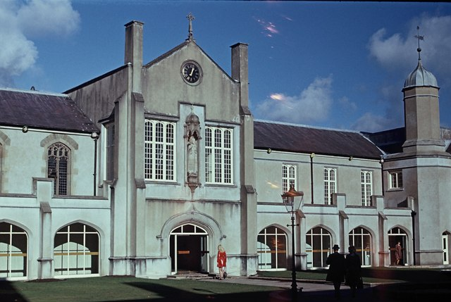 File The Quadrangle University Of Wales Lampeter Geograph Org Uk