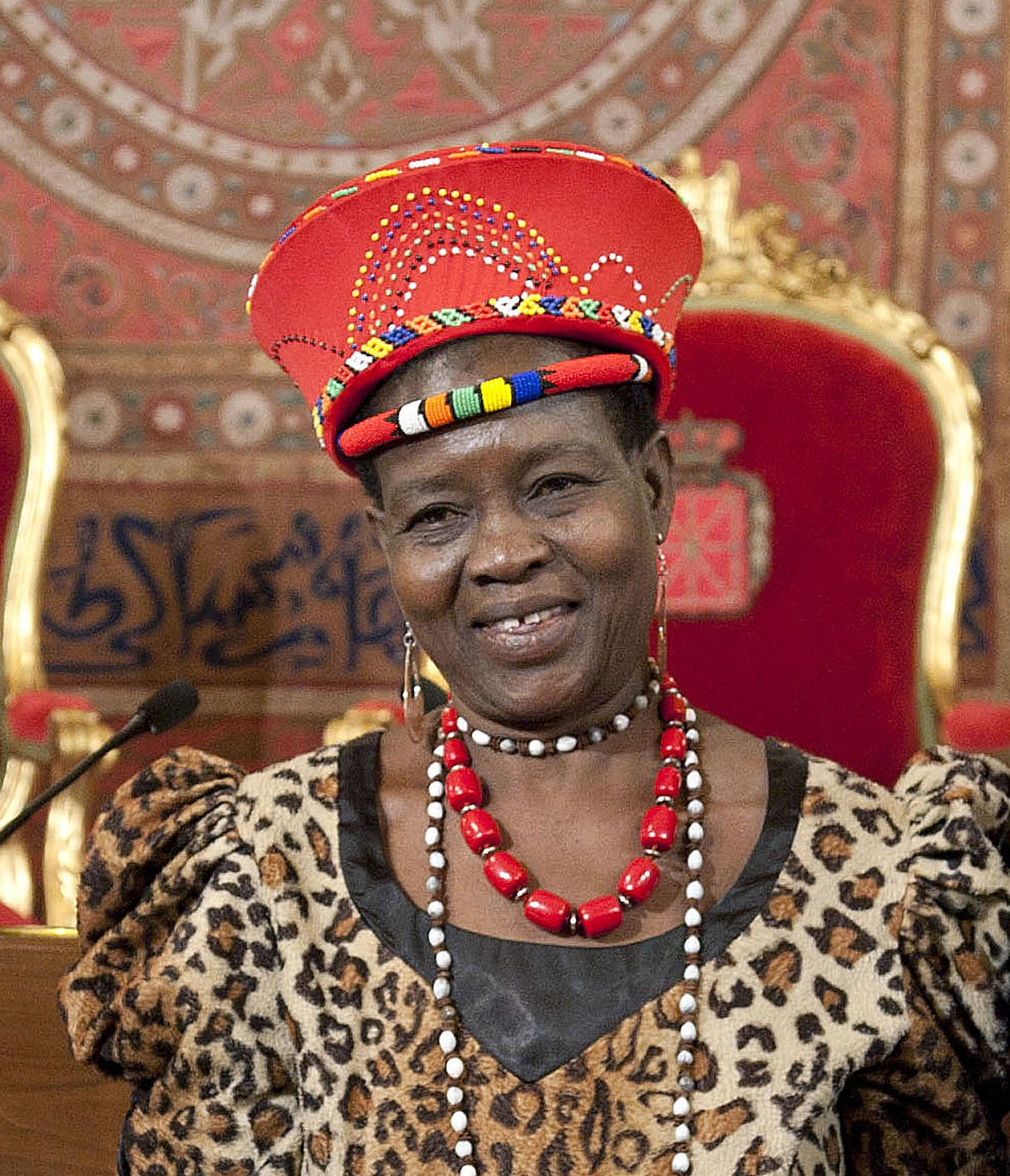 paramount chief in Malawi