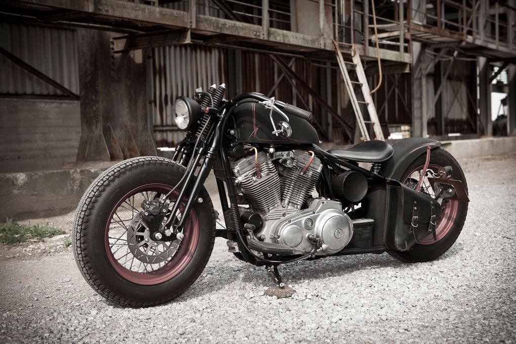 Harley Davidson Custom Colors