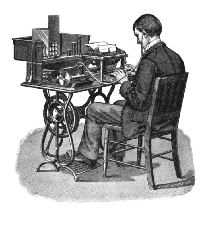 transcribe machine dictation