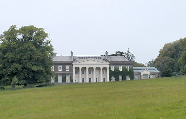 Trelissick House - geograph.org.uk - 27242