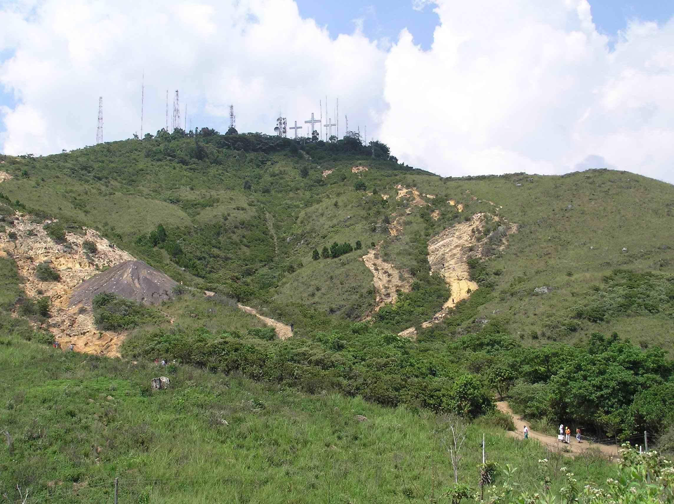Cerro de las Tres Cruces