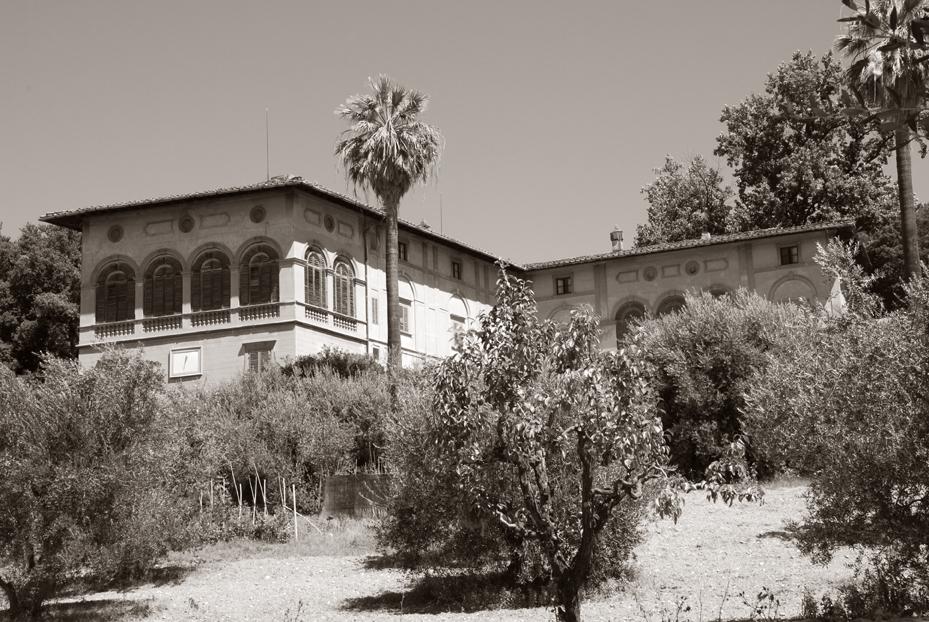 Casa Con Giardino Sesto Fiorentino : Villa ginori a doccia wikipedia