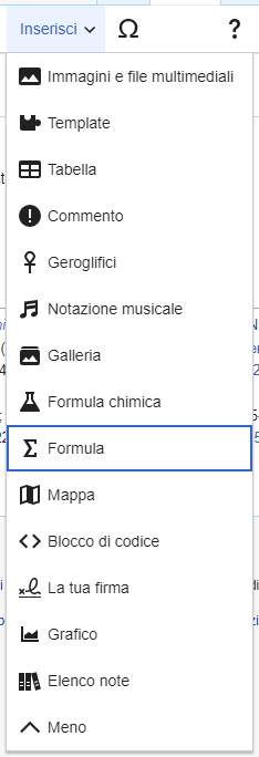 VisualEditor Formula Insert Menu-it.png