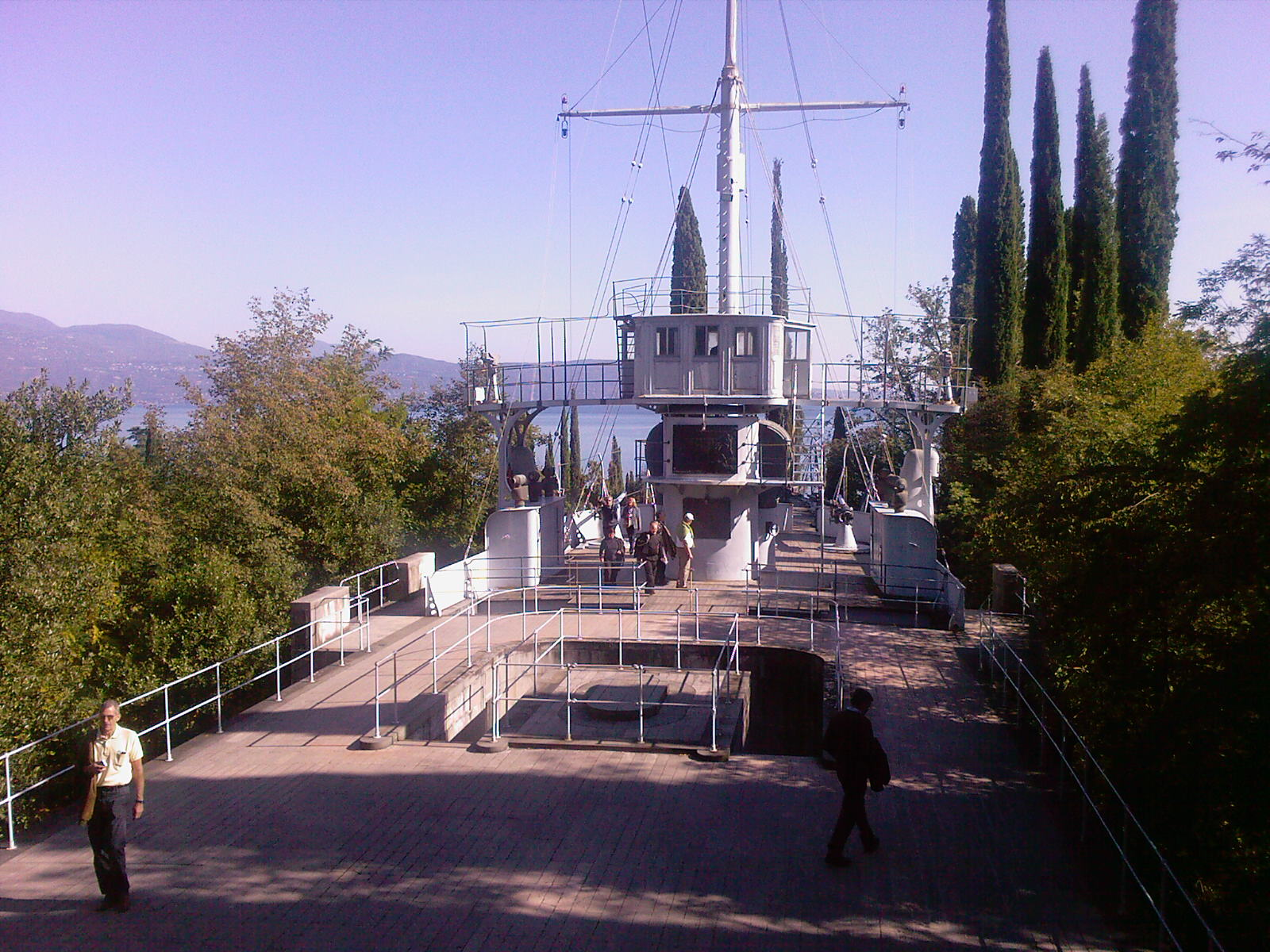 Villa Giulia Sul Lago Castel Gandolfo Rm