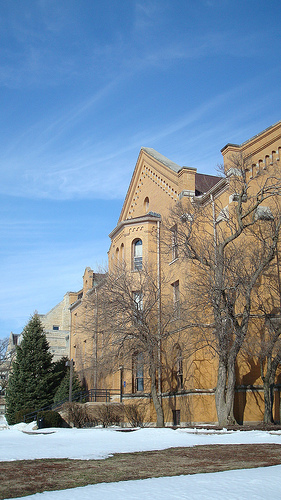 Williston Hall, Northern Illinois University, ...