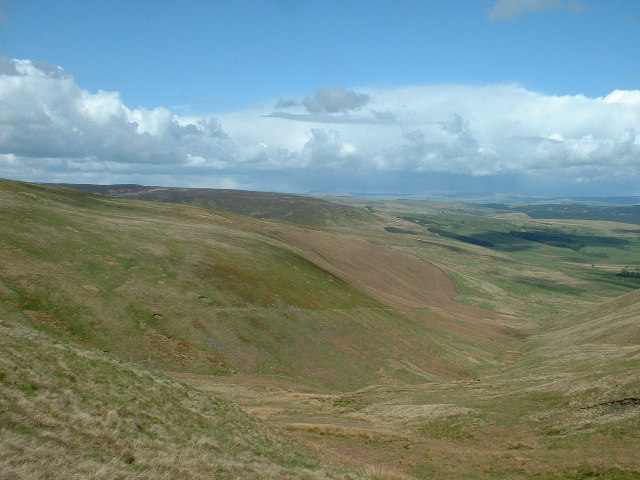 Wisket Hill, Bowland - geograph.org.uk - 69070