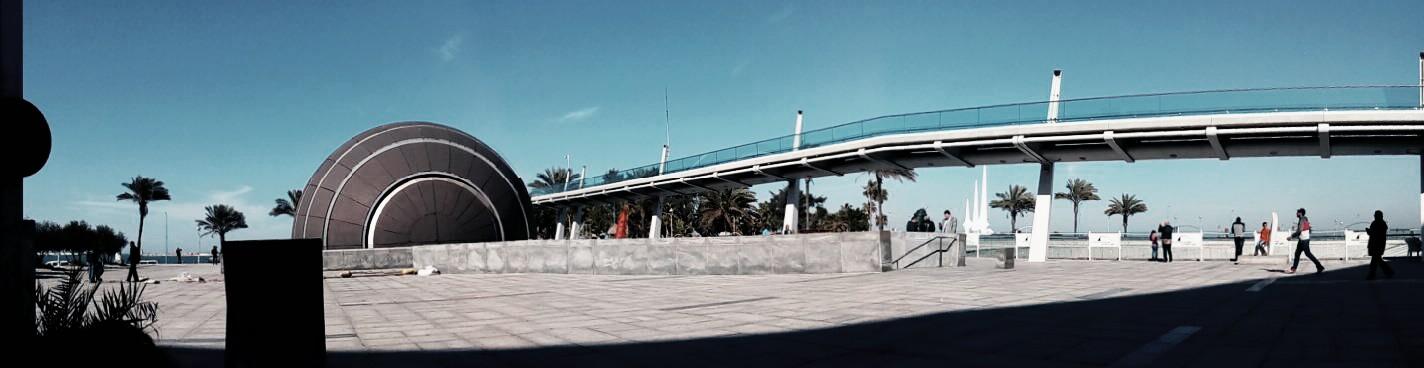 القبة السماوية بانوراما