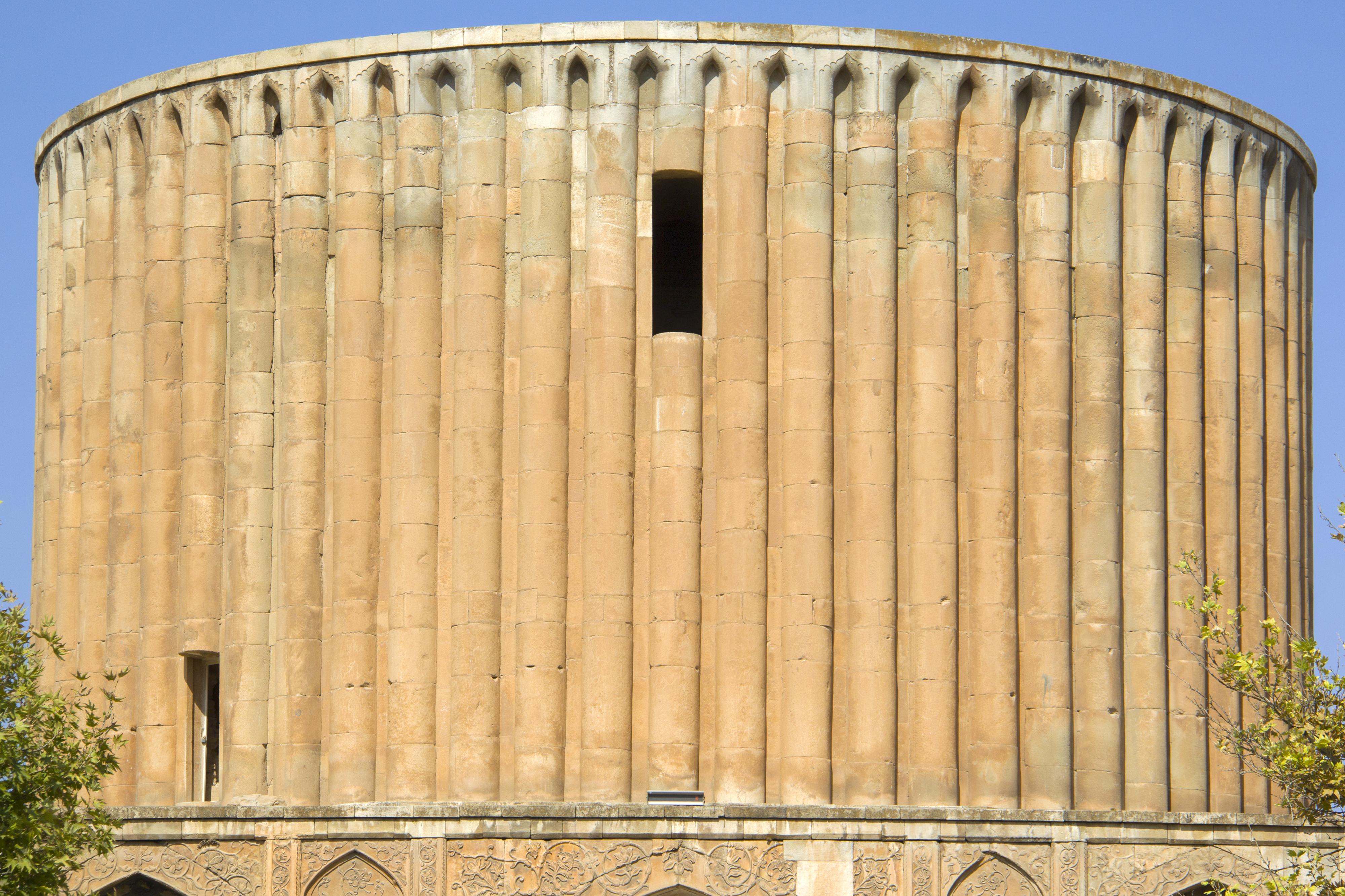 عمارت خورشید یا کاخ کلات