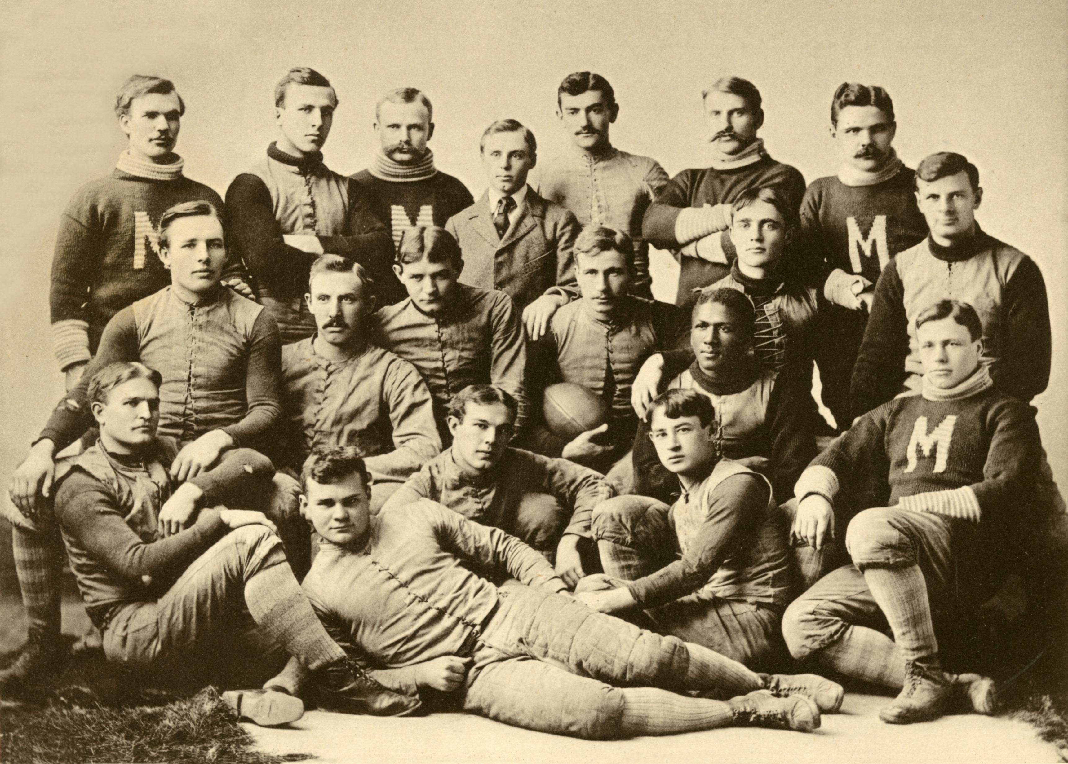 1892 Michigan Wolverines football team - Wikipedia