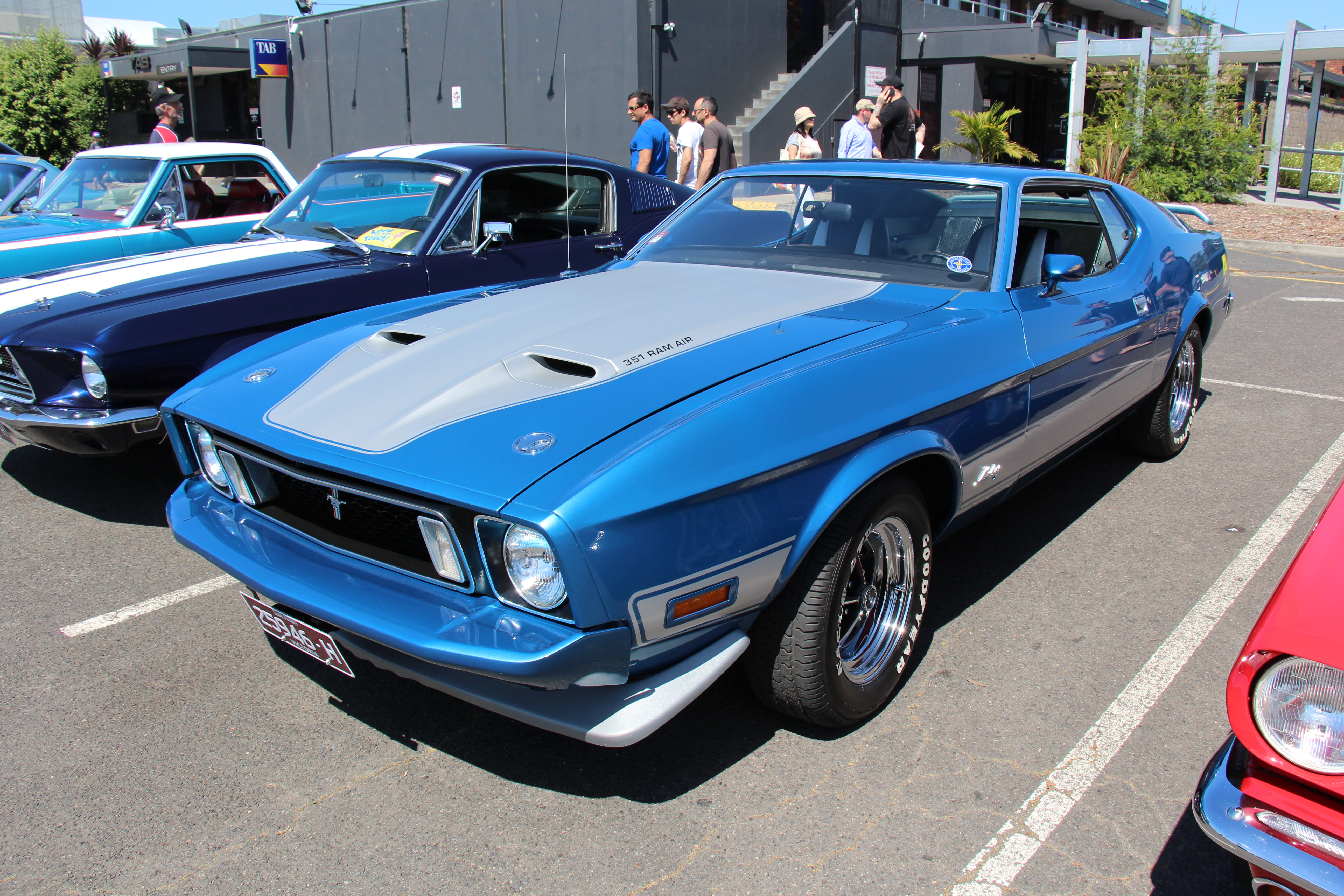 File 1973 Ford Mustang Mach 1 Sportsroof