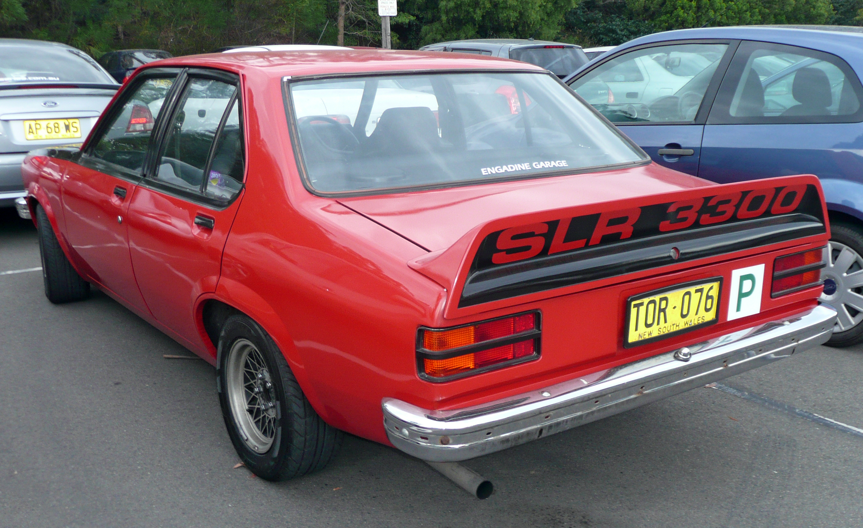 File 1976 1978 Holden Lx Torana Slr Sedan 03 Jpg