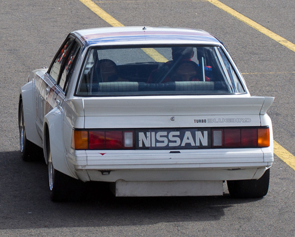 Bluebird Images/Visuel Modifiés Carrosserie... 1983_Nissan_Bluebird_Turbo_Bathurst