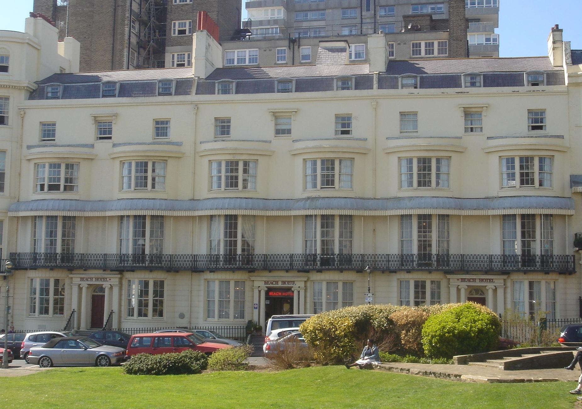 Regency square for Brighton house