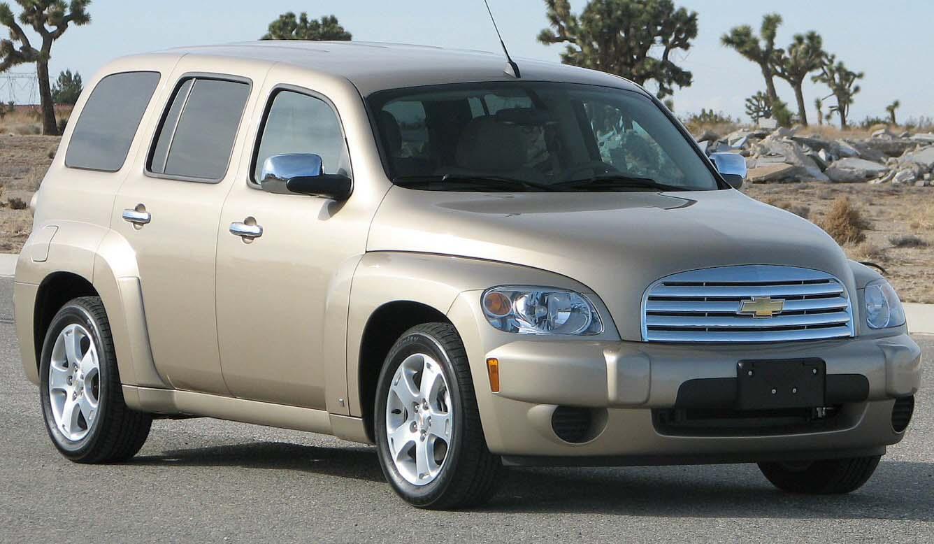 File:2006 Chevrolet HHR LT    NHTSA