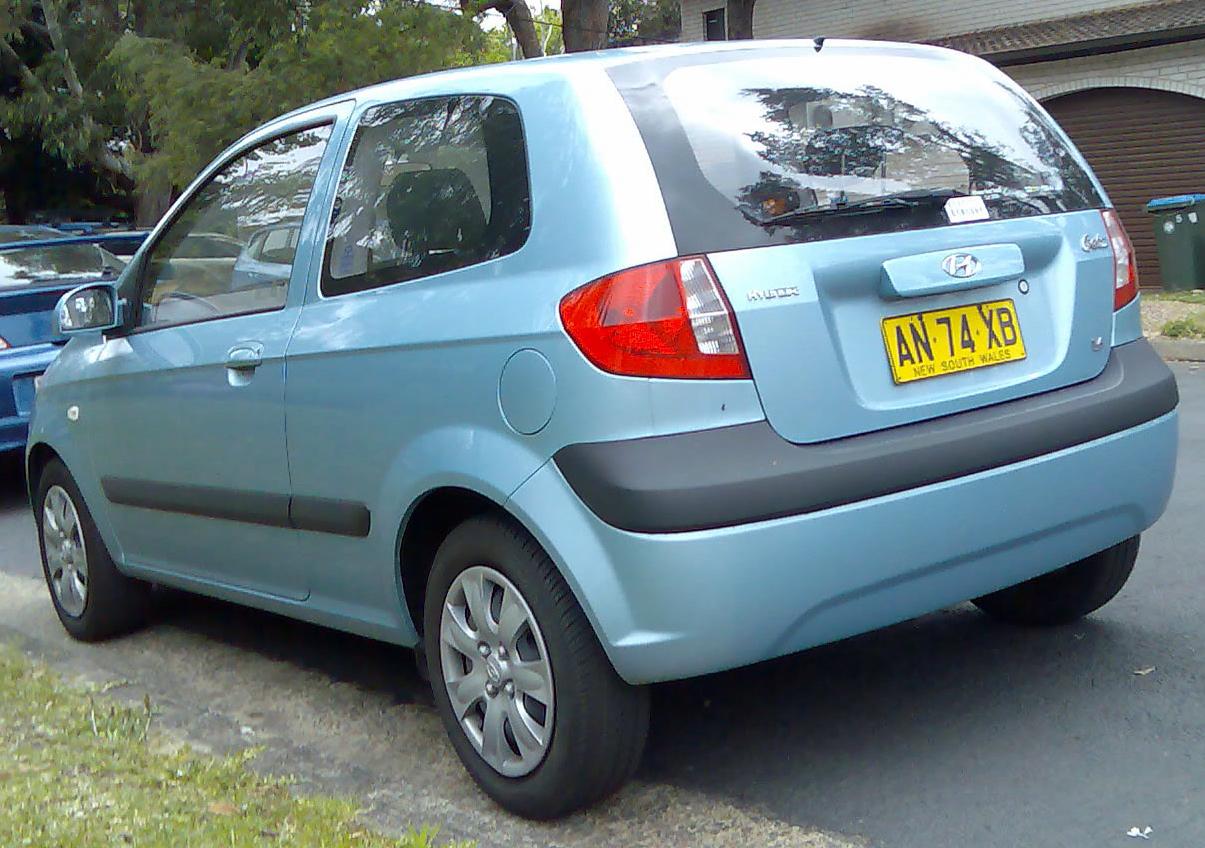 File:2006 Hyundai Getz (TB MY06) 1.6 3-door hatchback (2008