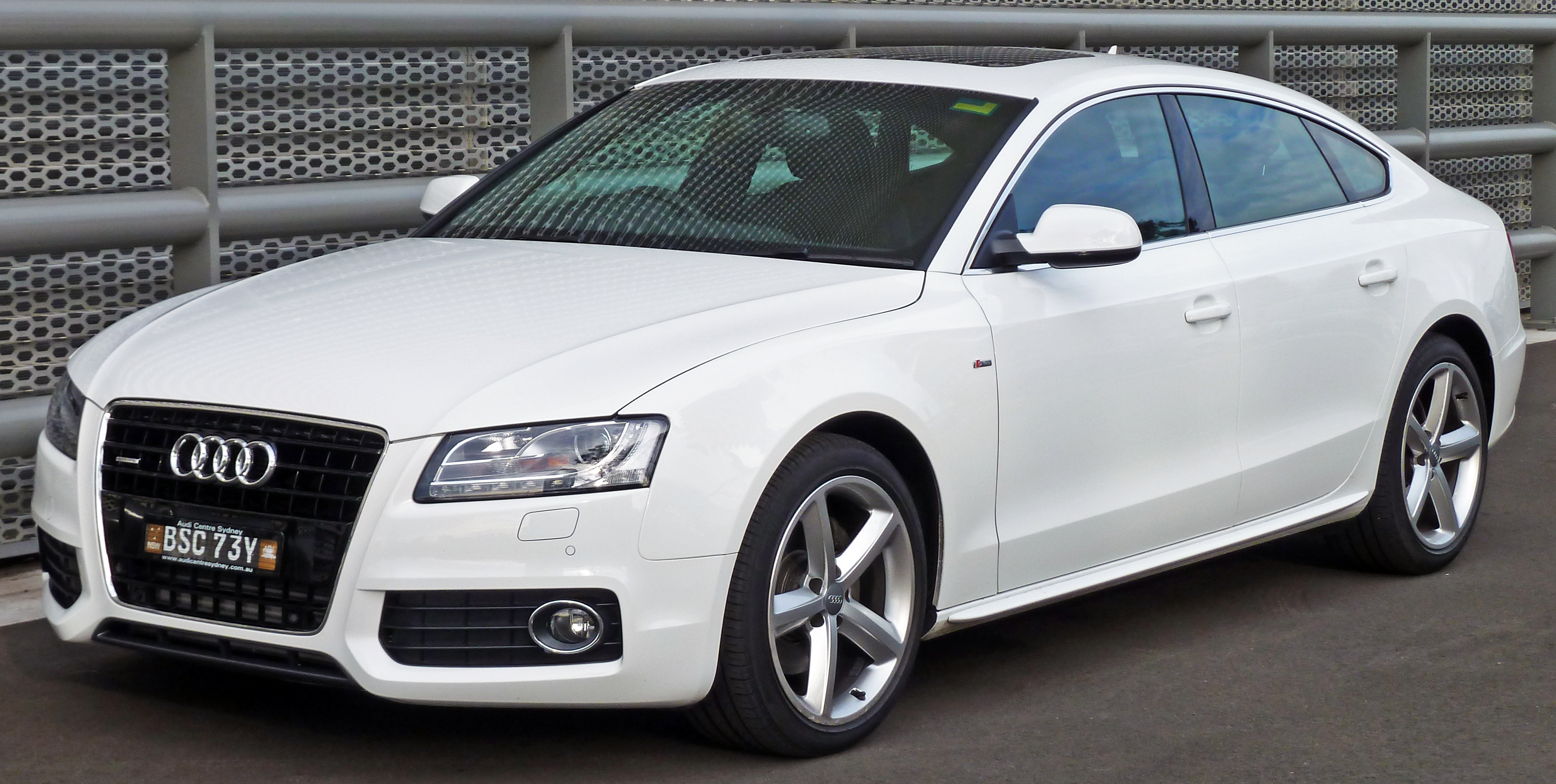 2011 Audi A5 Sportback 30 Tdi Multitronic Related Infomation