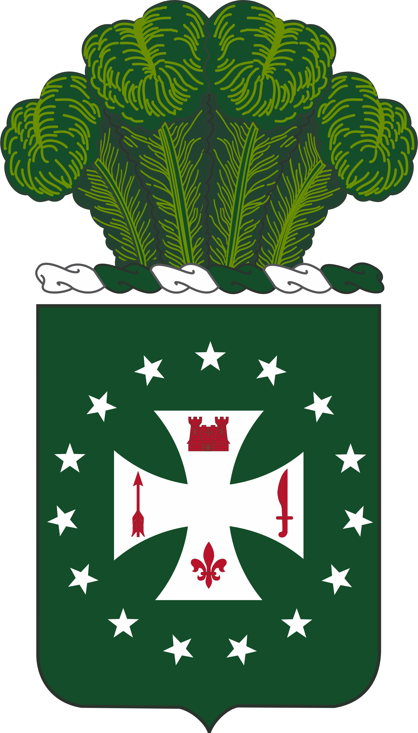 4th Infantry Regiment COA.png