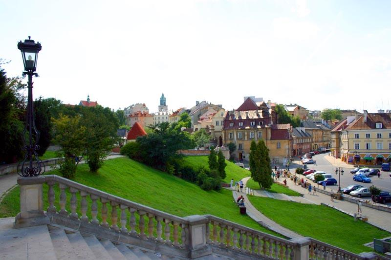 Lublin Poland  city images : Lublin] Poland Miestai ir architektūra