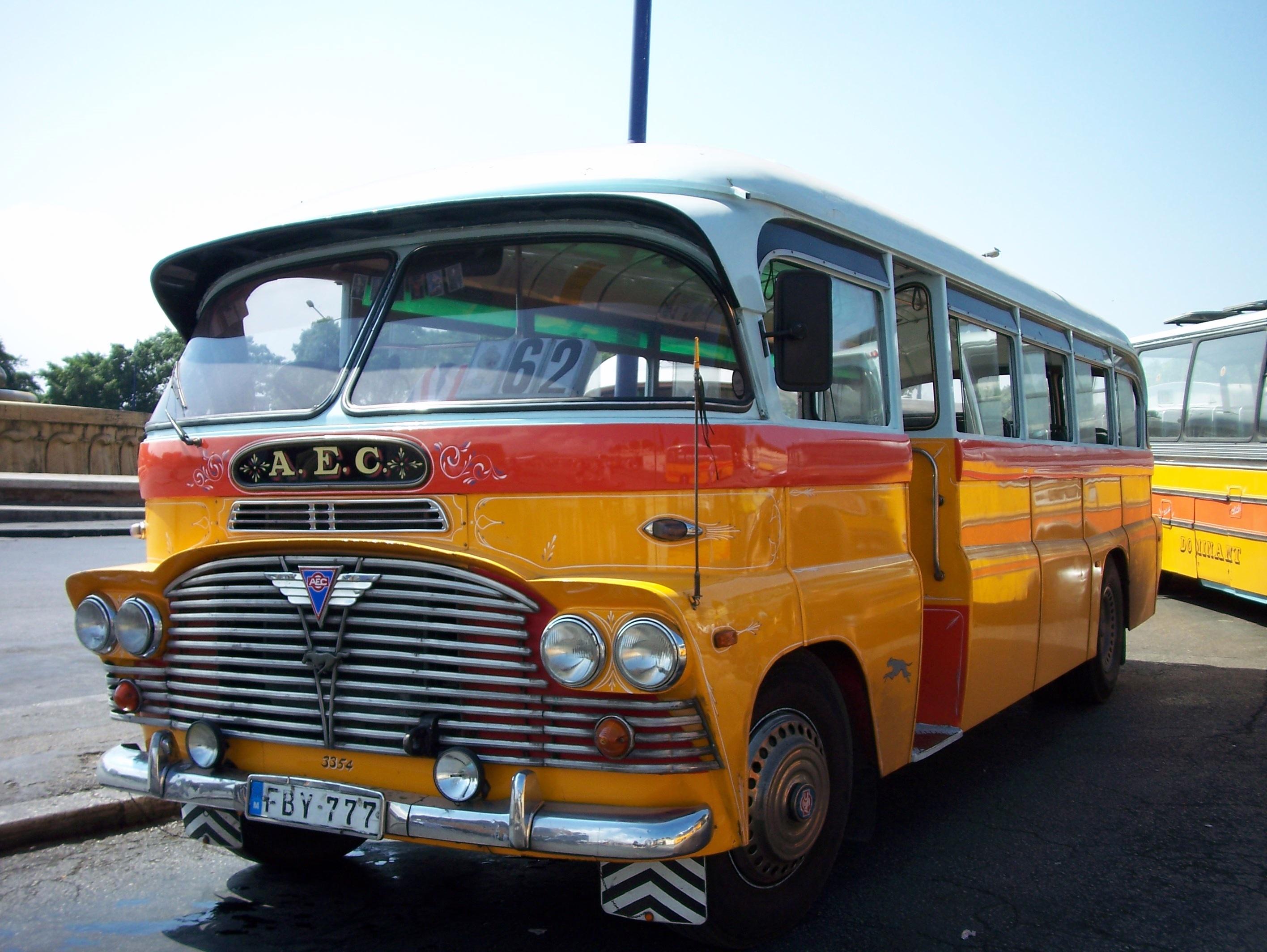 AEC buses