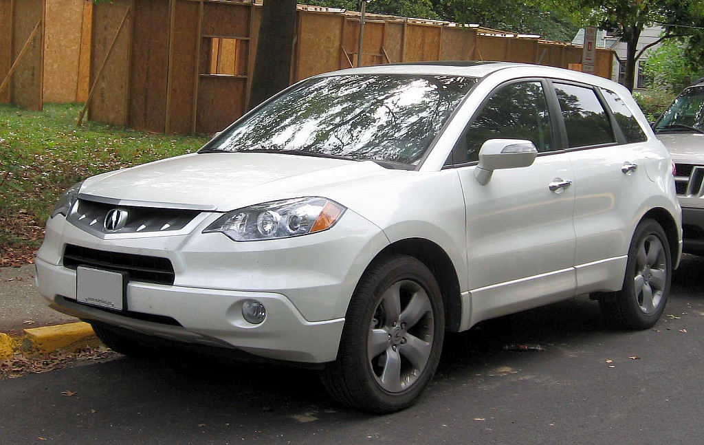 FileAcuraRDXjpg Wikimedia Commons - Acura 2007 rdx