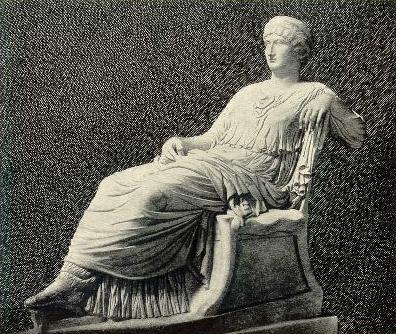 Socha Agrippiny