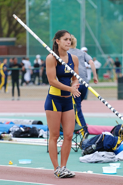 Allison Stokke Pole Vaulter Training Videos, Pictures & Social Profiles!